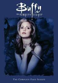 Temporada 1 poster for Buffy, the Vampire Slayer