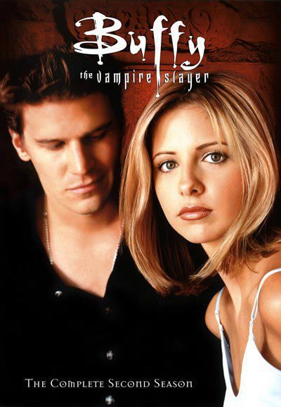 Temporada 2 poster for Buffy, the Vampire Slayer