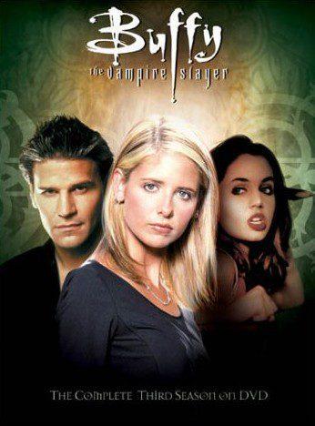 Temporada 3 poster for Buffy, the Vampire Slayer