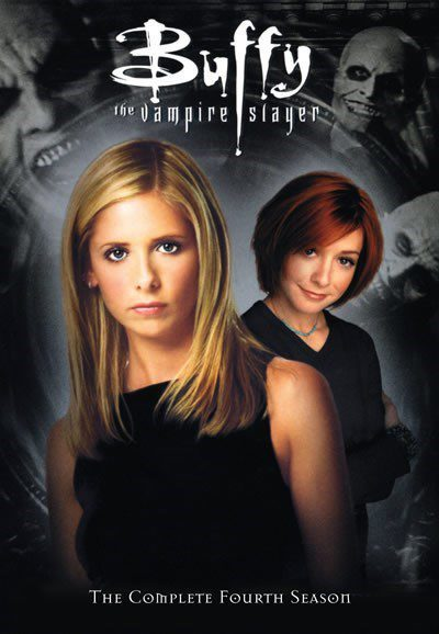 Temporada 4 poster for Buffy, the Vampire Slayer