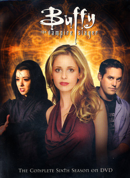 Temporada 6 poster for Buffy, the Vampire Slayer