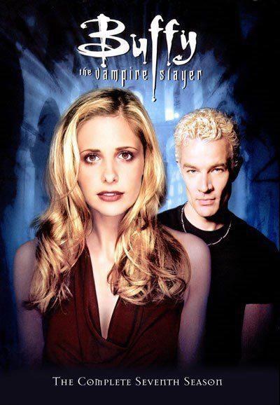 Temporada 7 poster for Buffy, the Vampire Slayer