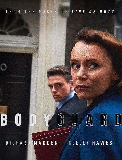 Temporada 1 poster for Bodyguard
