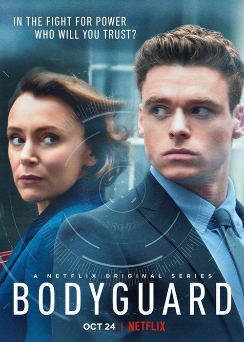 Temporada 1 #2 poster for Bodyguard