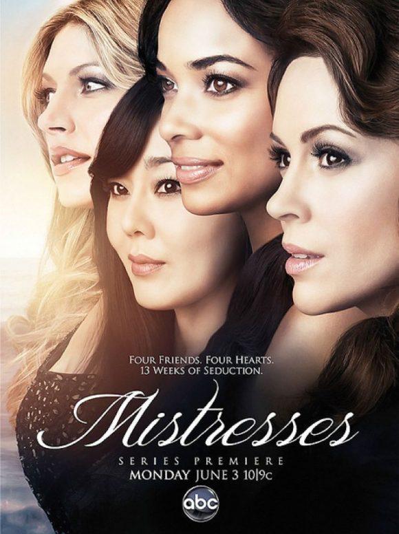 Temporada 1 poster for Mistresses