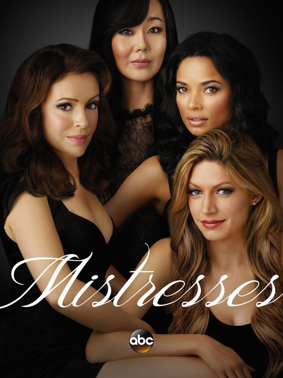 Temporada 2 poster for Mistresses