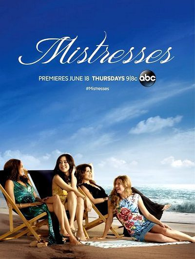 Temporada 3 poster for Mistresses