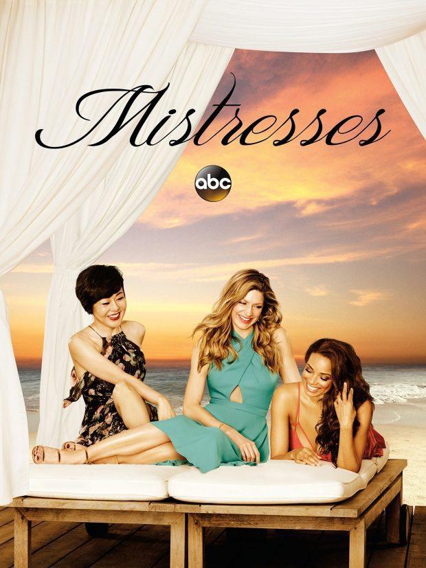 Temporada 4 poster for Mistresses