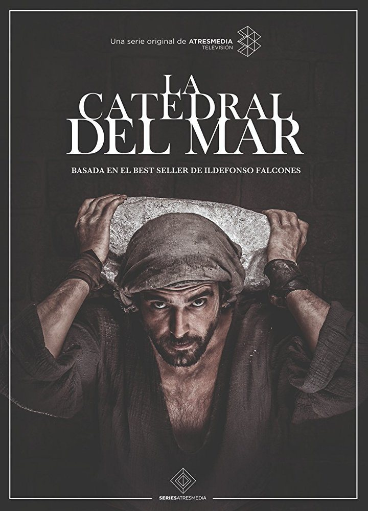 Temporada 1 poster for La catedral del mar