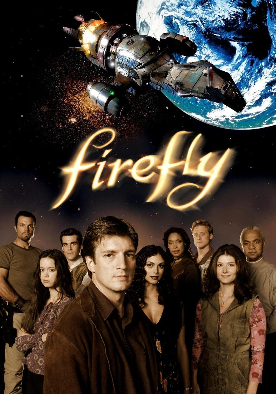 Temporada 1 poster for Firefly
