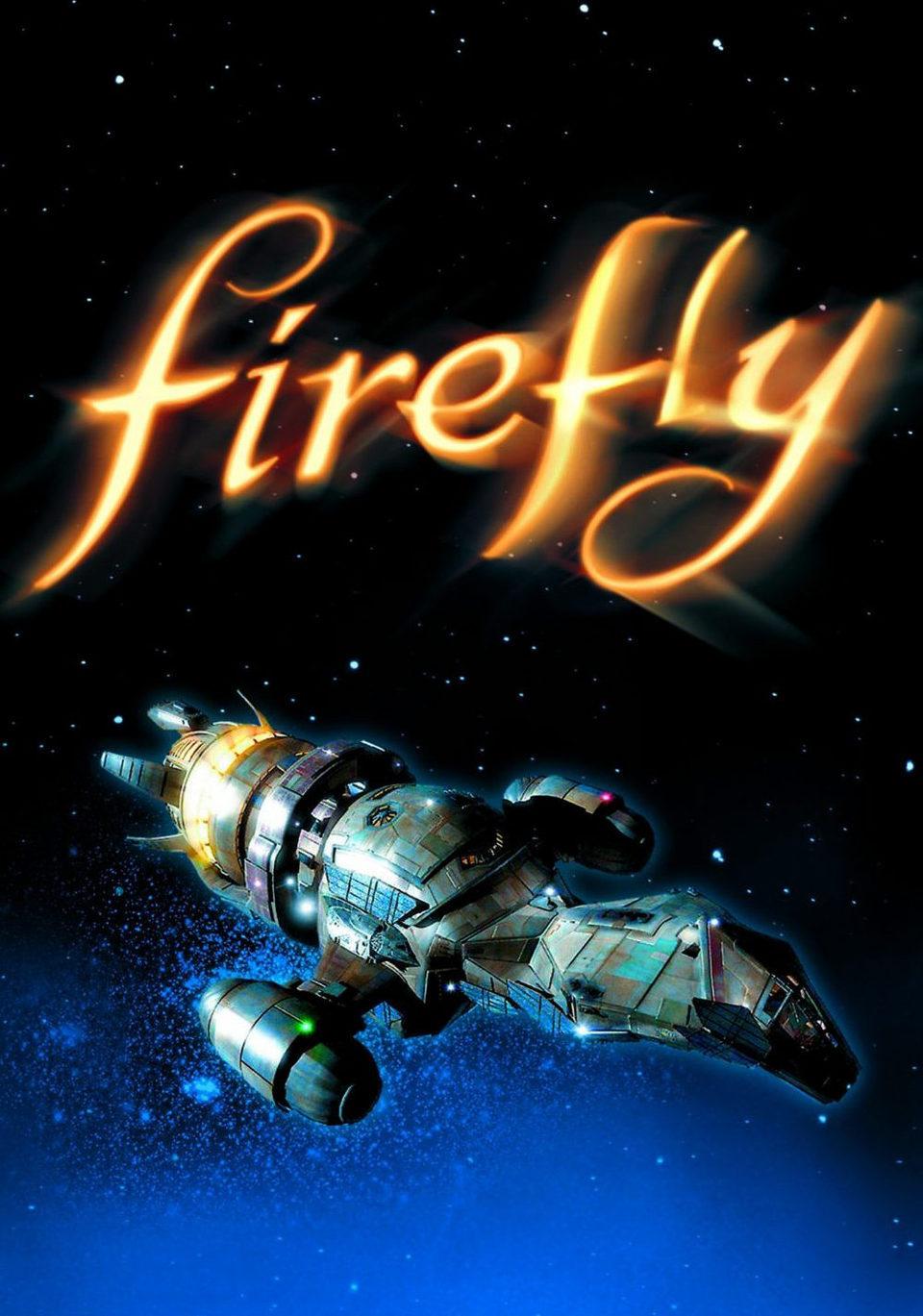 'Firefly' #1 poster for Firefly
