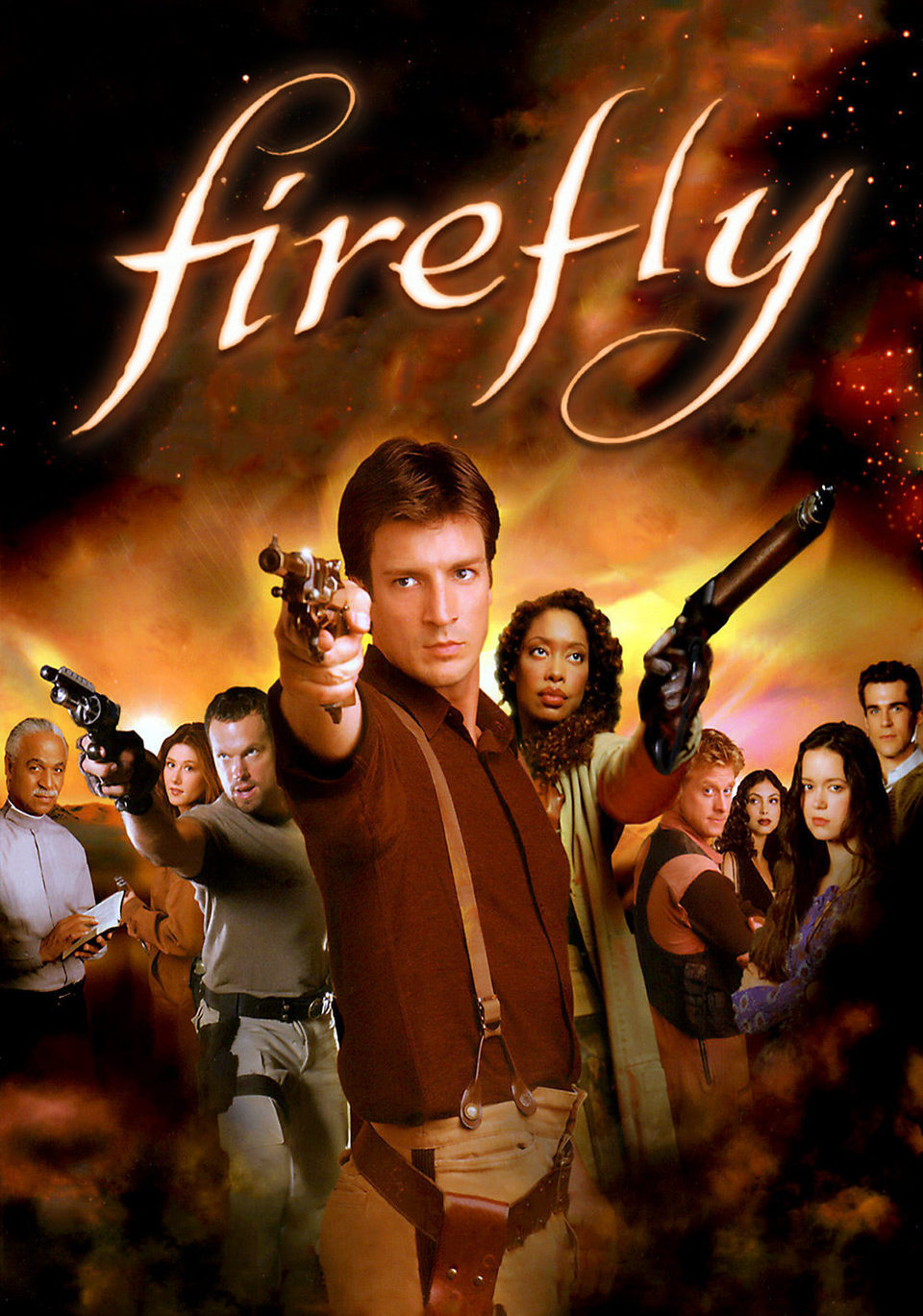 'Firefly' #2 poster for Firefly