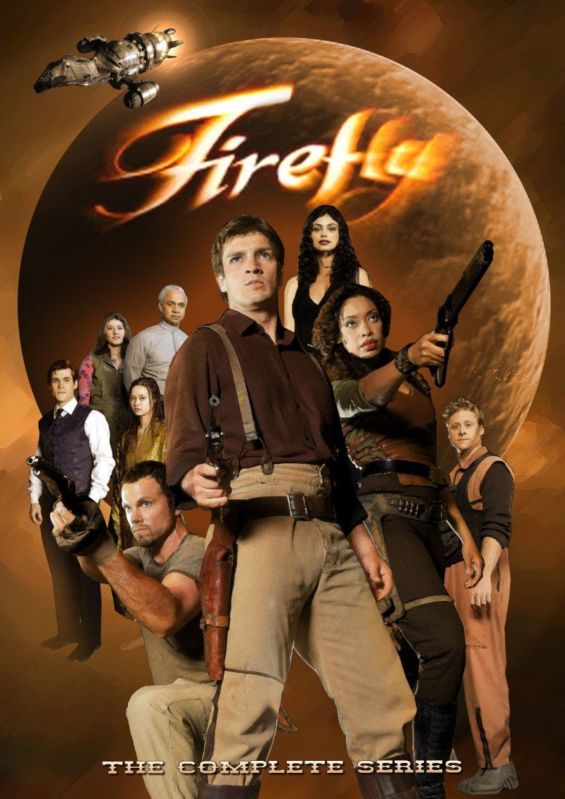 'Firefly' #4 poster for Firefly