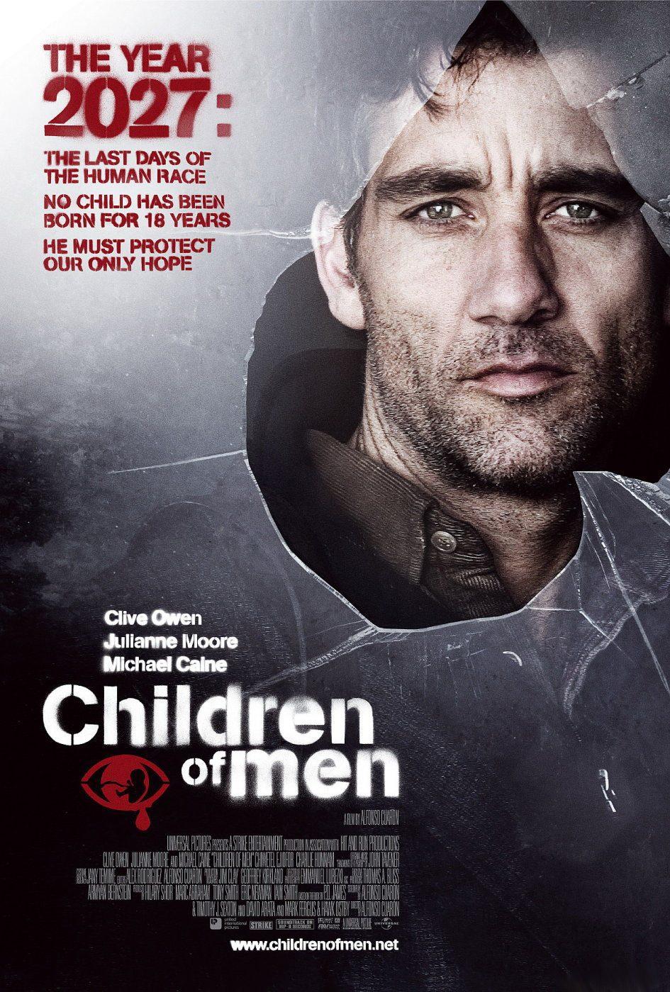 EEUU poster for Children of Men