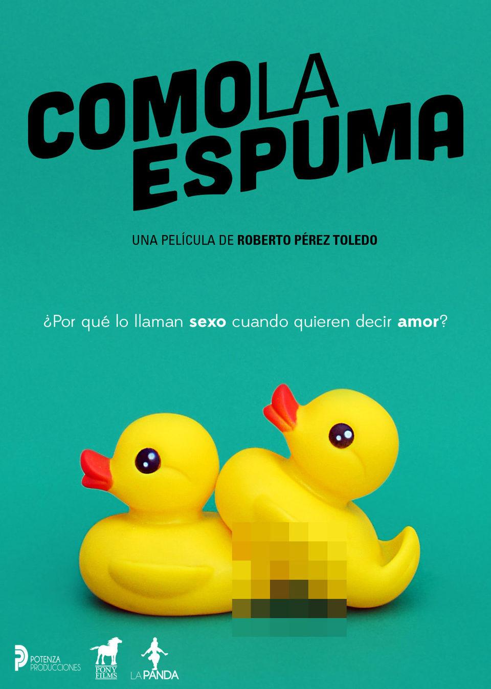 España poster for Como la espuma