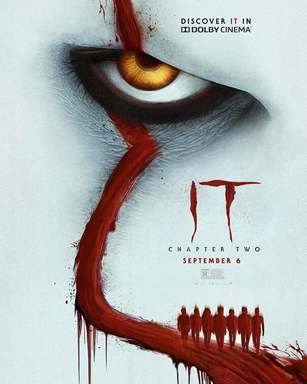 Poster EEUU #2 poster for It - Chapter 2