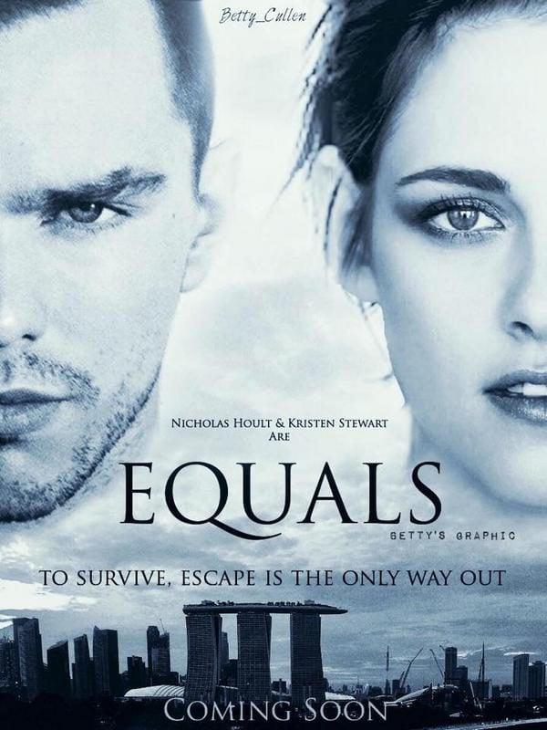 'Equals' póster poster for Equals