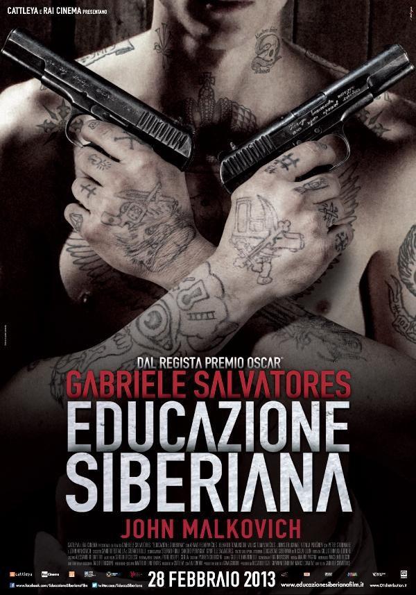 Italia poster for Siberian Education