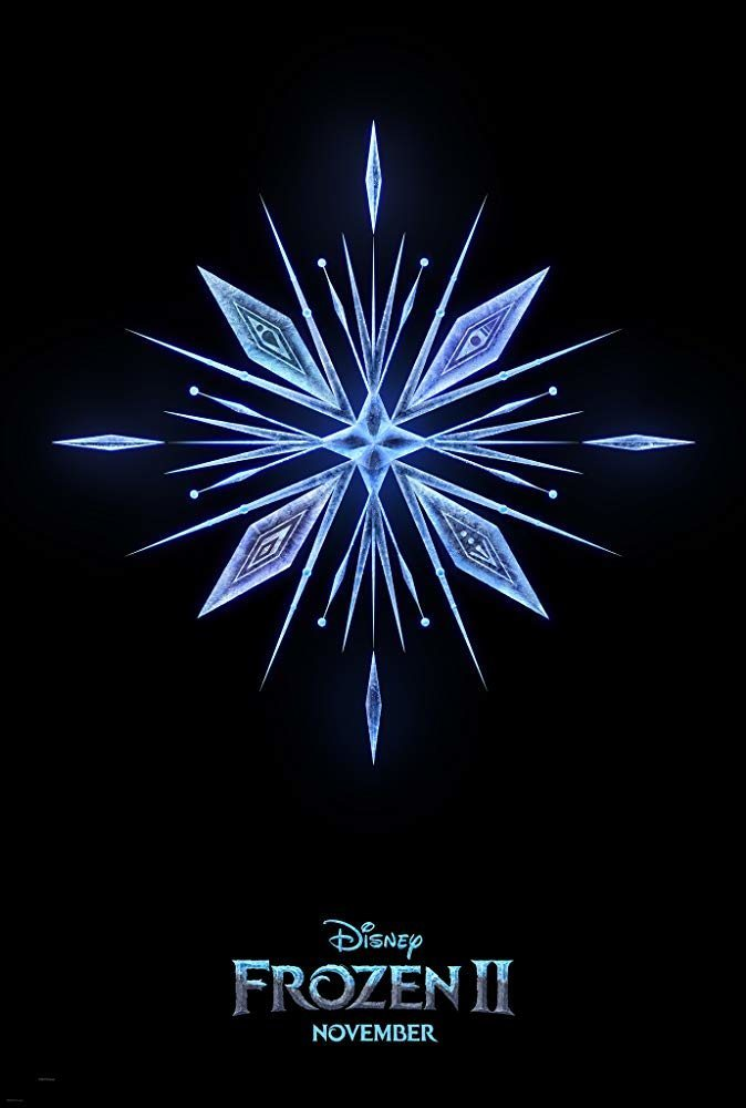 Póster teaser #2 Frozen 2 poster for Frozen 2