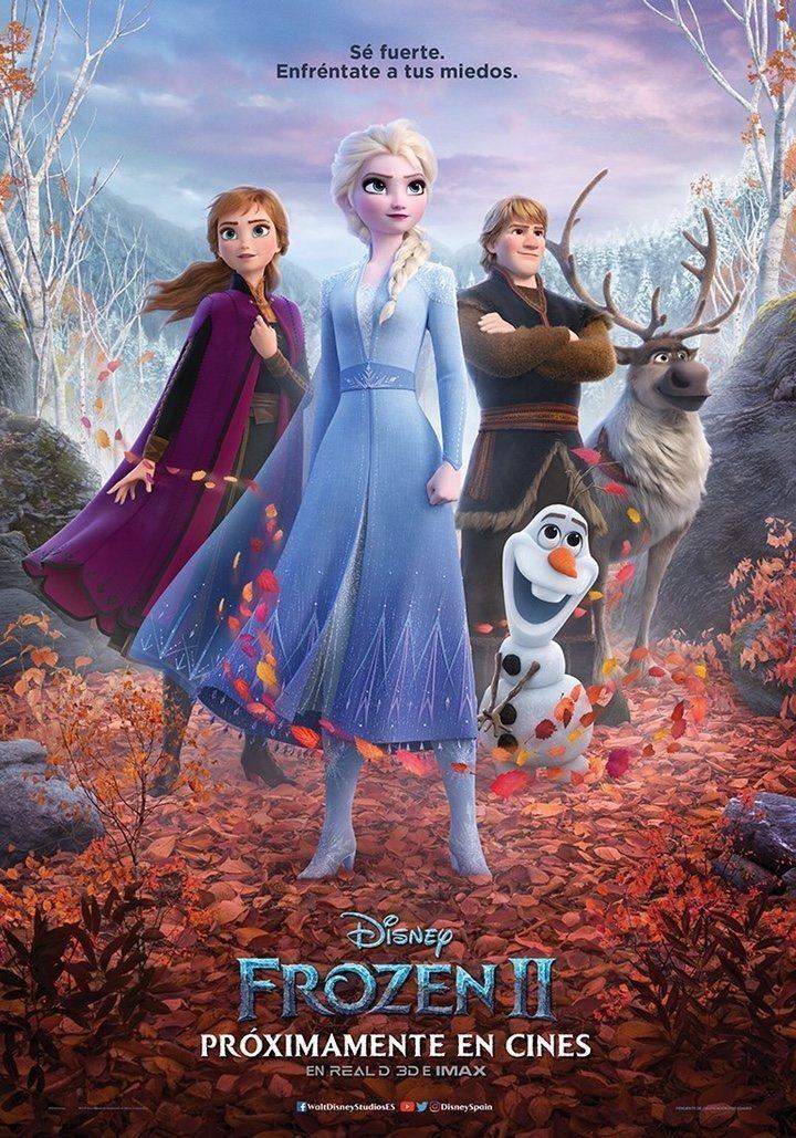 Póster España #2 poster for Frozen 2