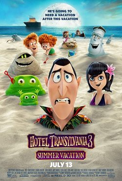 Hotel Transylvania 3: Summer Vacation poster