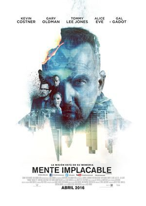 México poster for Criminal