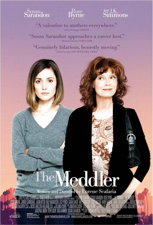 Estados Unidos poster for The Meddler