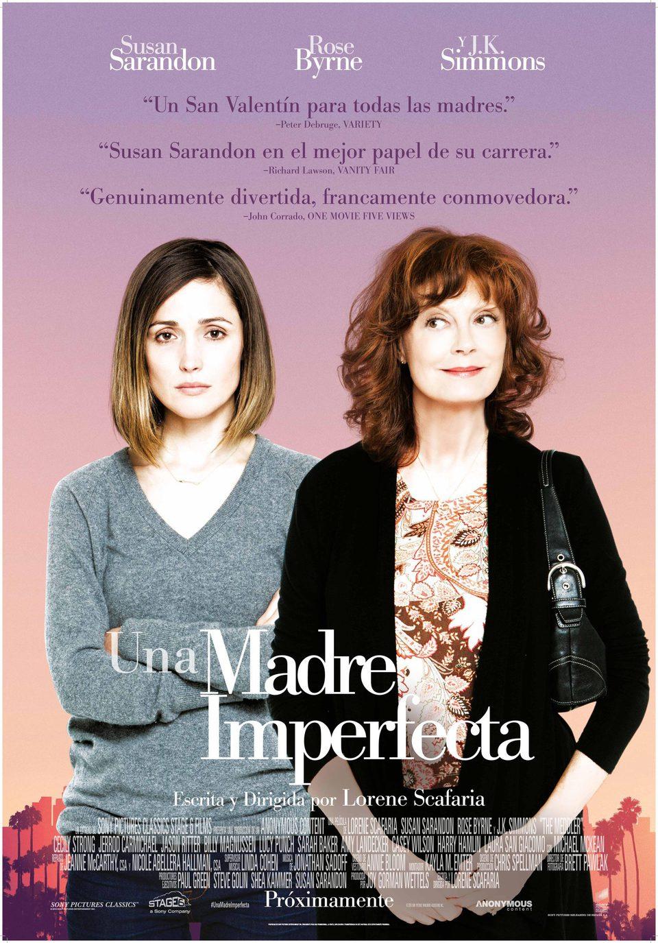 España poster for The Meddler
