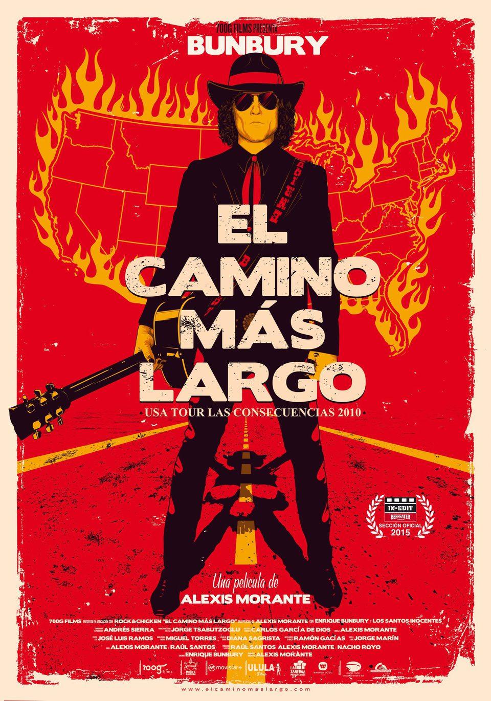 España poster for El camino más largo