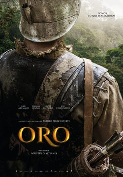 Oro poster