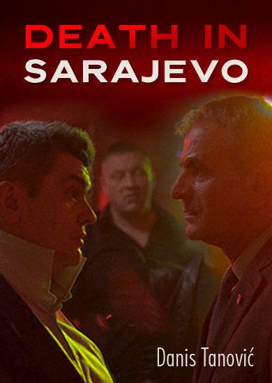 España poster for Death in Sarajevo
