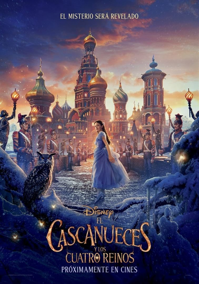 España #2 poster for The Nutcracker and the Four Realms