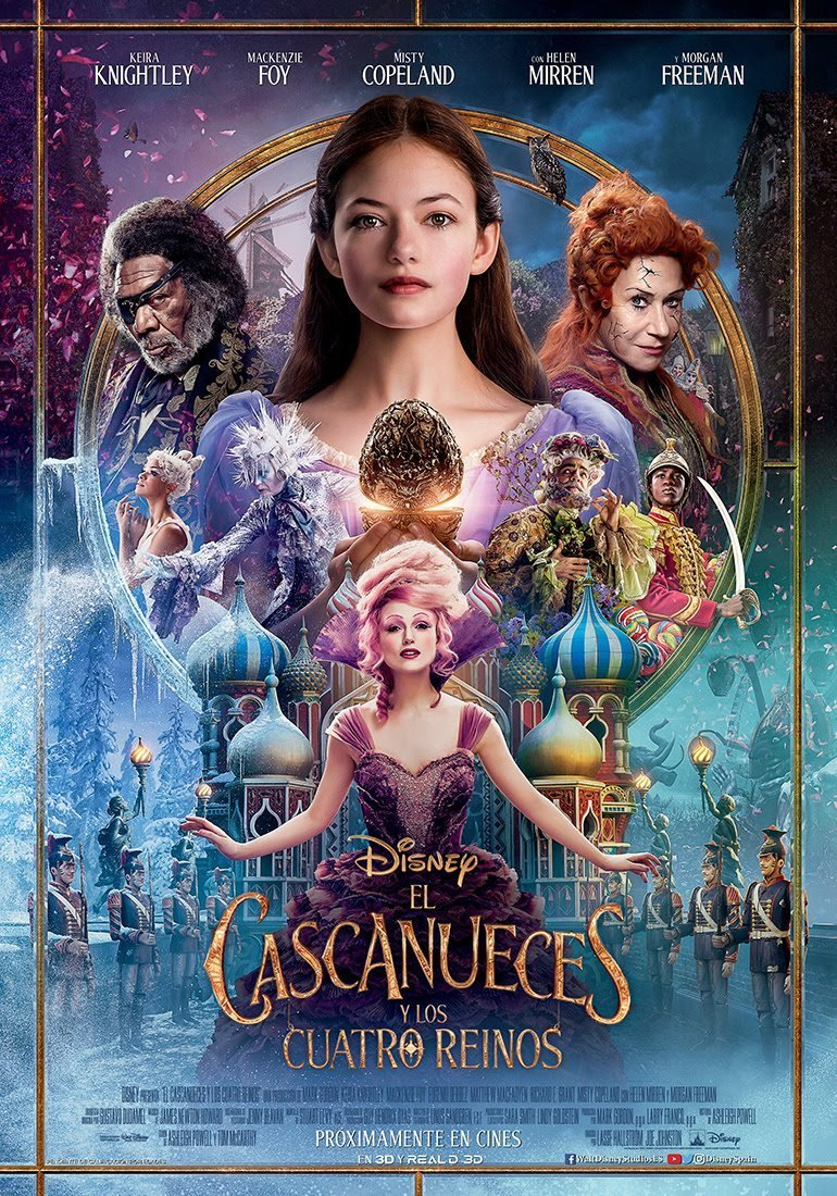 España #3 poster for The Nutcracker and the Four Realms
