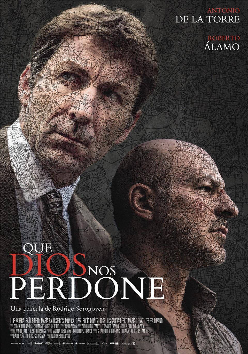 España poster for Que Dios nos perdone