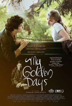 My Golden Days poster