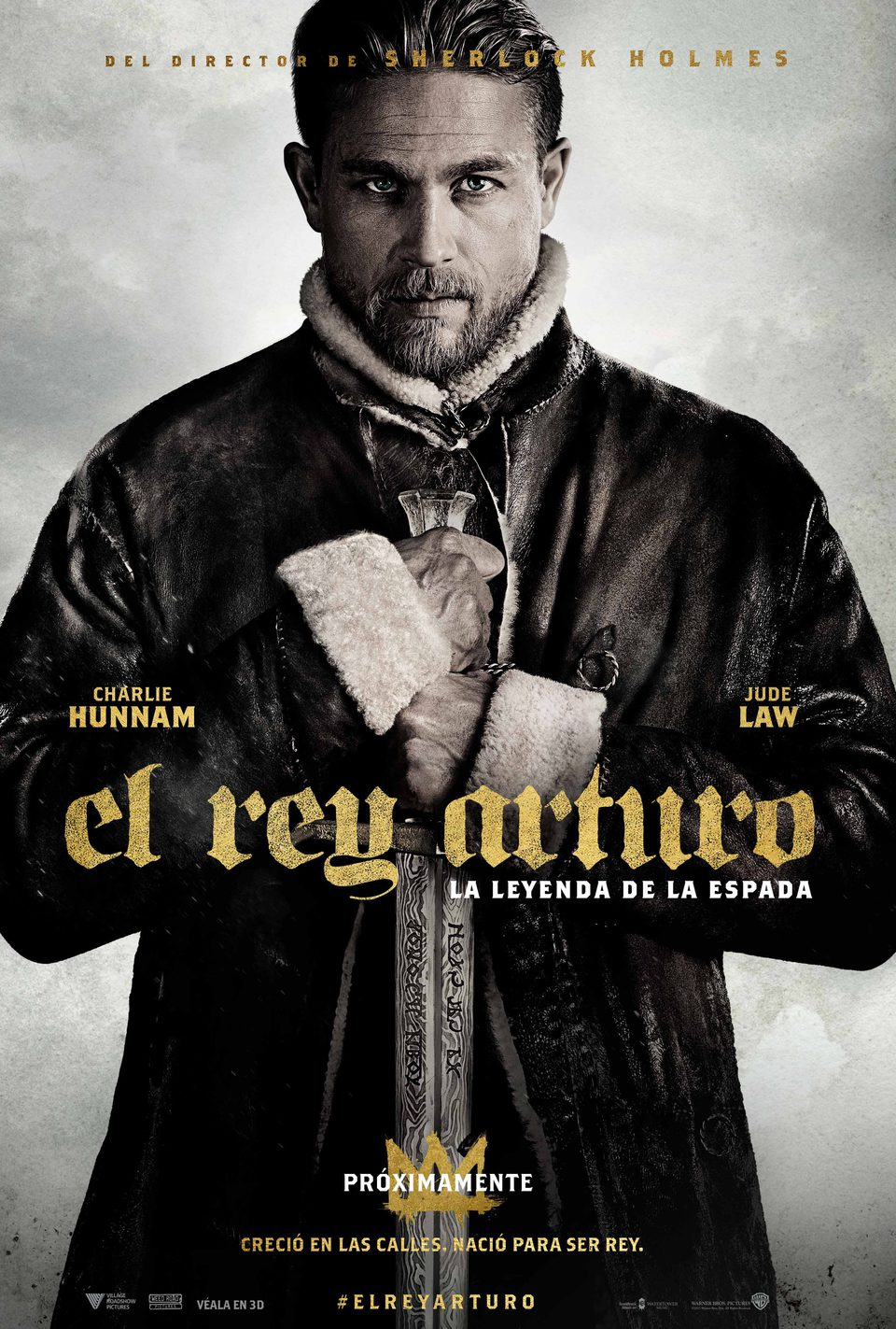 poster for King Arthur: Legend of the Sword