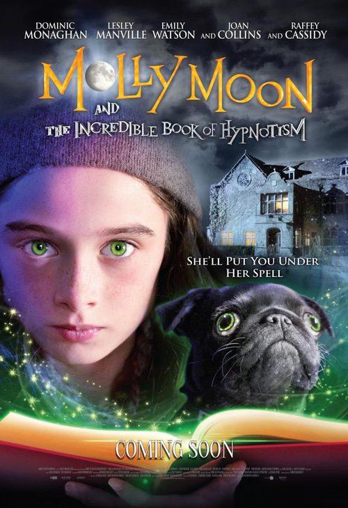 molly moon incredible book hypnotism 2015