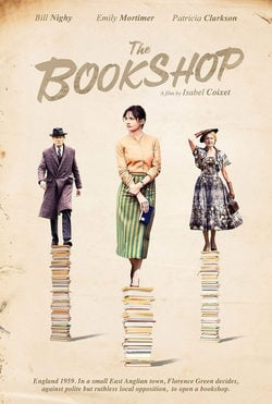 The Bookshop poster