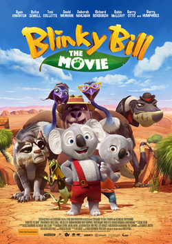 Blinky Bill: The Movie poster