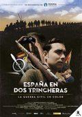 España en dos trincheras: la Guerra Civil en color
