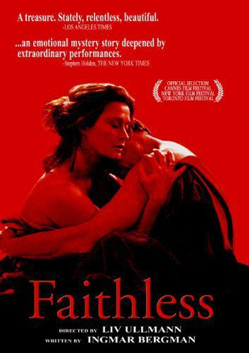 Cartel Reino Unido poster for Faithless