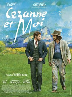Cézanne and I poster