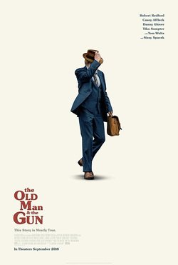 The Old Man and the Gun poster