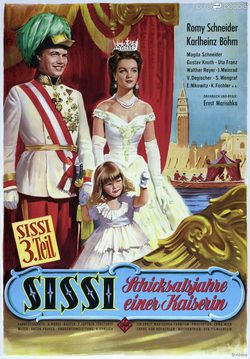 Sissi ? Fateful Years of an Empress poster