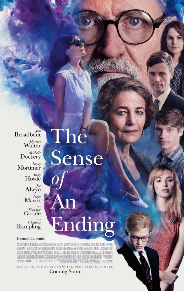 Reino Unido poster for The Sense of an Ending