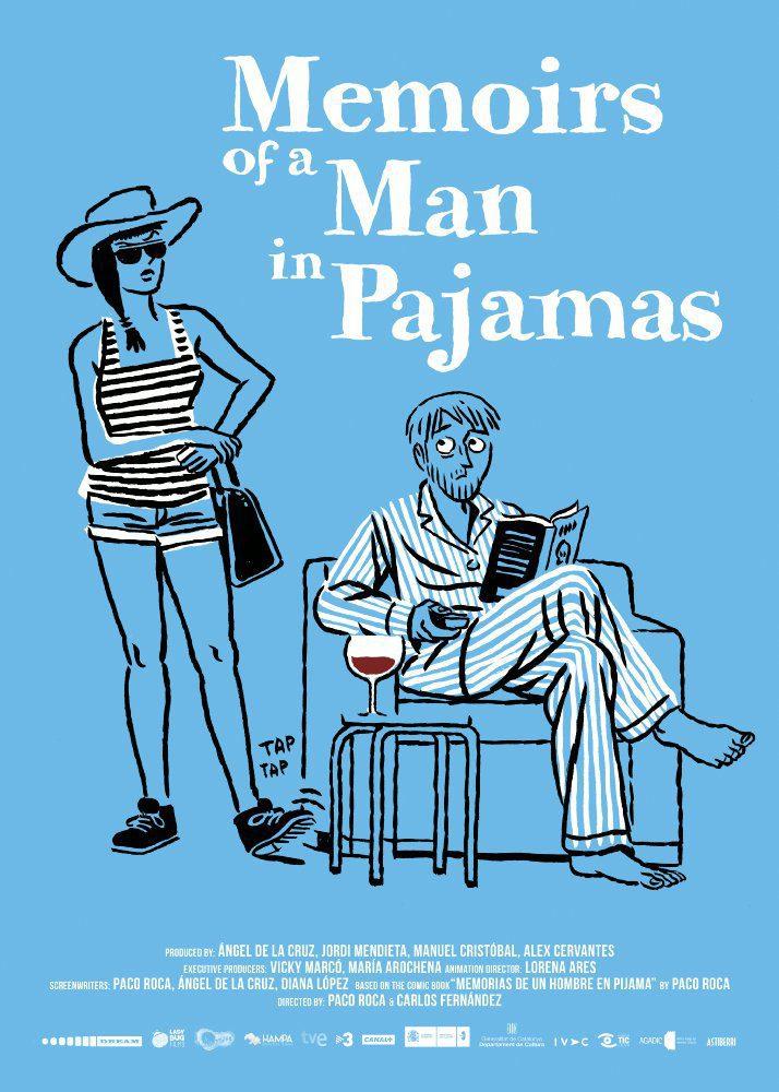 Memoirs of a Man in Pajamas poster for Memoirs of a Man in Pajamas