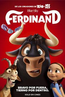 España poster for Ferdinand
