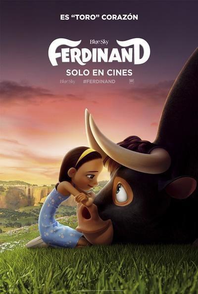 España #3 poster for Ferdinand