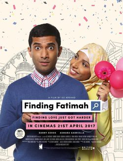 Finding Fatimah poster