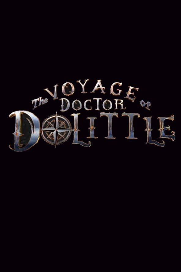 Teaser poster for Dolittle